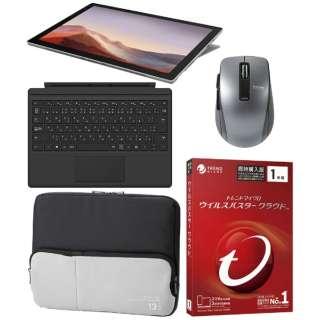 タブレットセット5点 [Surface Pro] (タブレット、タイプカバー、マウス、PCインナーバッグ)