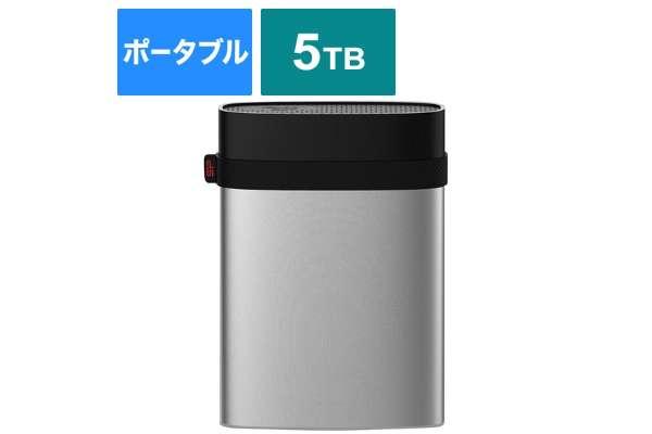 シリコンパワー「Armor A85」SP050TBPHDA85S3S(5TB)