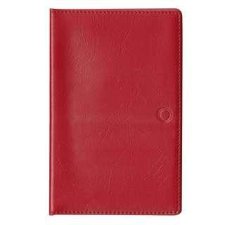 カードホルダー赤ひな壇方式