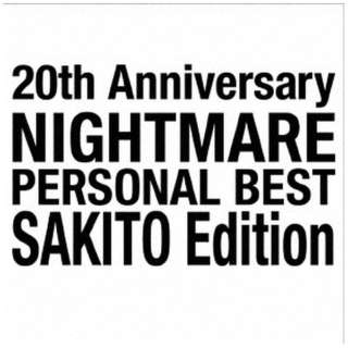 NIGHTMARE/ 20th Anniversary NIGHTMARE PERSONAL BEST 咲人 Edition 【CD】