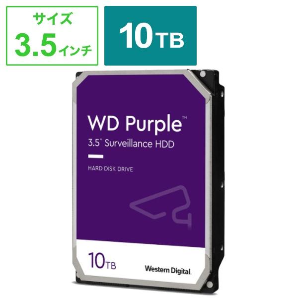 WD102PURZ [10TB SATA600 7200]