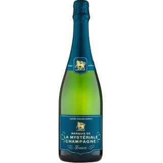 キュヴェ・グラン・エスプリ マルキス・ド・ラ・ミステリアル シャンパーニュ NV 750ml【シャンパン】