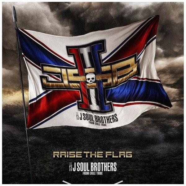 三代目 J SOUL BROTHERS from EXILE TRIBE/ RAISE THE FLAG 初回生産限定盤(Blu-ray Disc付)