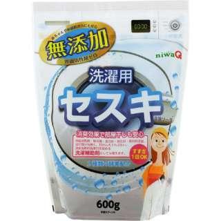洗濯用セスキ炭酸ソーダ 600g [洗濯洗剤]