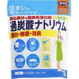 過炭酸ナトリウム 酸素系漂白剤 1kg [キッチン用洗剤]