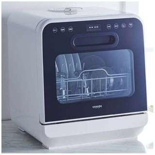 VSH021 コンパクト食器洗い乾燥機 [3人用]