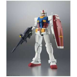 ROBOT魂 [SIDE MS] RX-78-2 ガンダム ver. A.N.I.M.E.[BEST SELECTION]