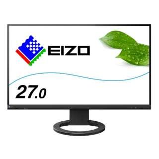 EV2760-BK PCモニター FlexScan ブラック [27型 /ワイド /WQHD(2560×1440)]
