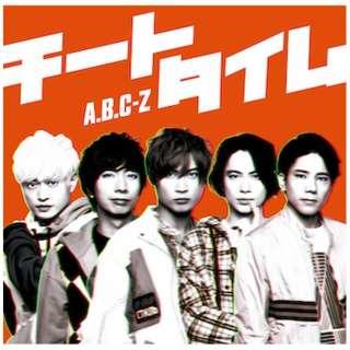 A.B.C-Z/ チートタイム 初回限定盤A 【CD】