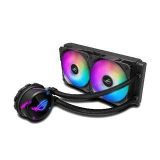 水冷CPUクーラー ROG STRIX LC 240 RGB