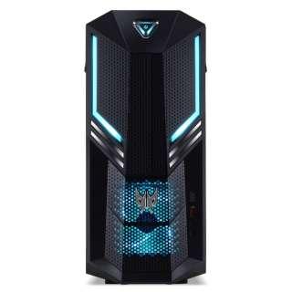 PO3-600-F76UH/G26 ゲーミングデスクトップパソコン Predator Orion 3000 ブラック [モニター無し /HDD:2TB /SSD:256GB /メモリ:16GB /2020年2月モデル]