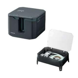 SR-R7900P ラベルライター「テプラ」PRO スタ-タ-キット パソコン専用(対応テープ幅:4~50mm) ブラック