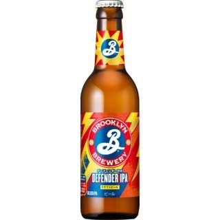 ブルックリン ディフェンダー IPA 瓶 (330ml/24本)【ビール】