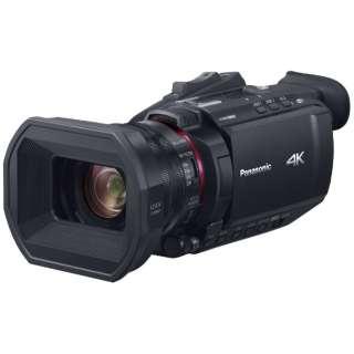 デジタル4Kビデオカメラ ブラック HC-X1500-K [4K対応]