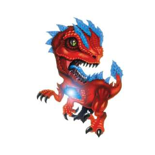 手のり恐竜!ジュラミン!誕生!メテオREX ラプトルメテオREX