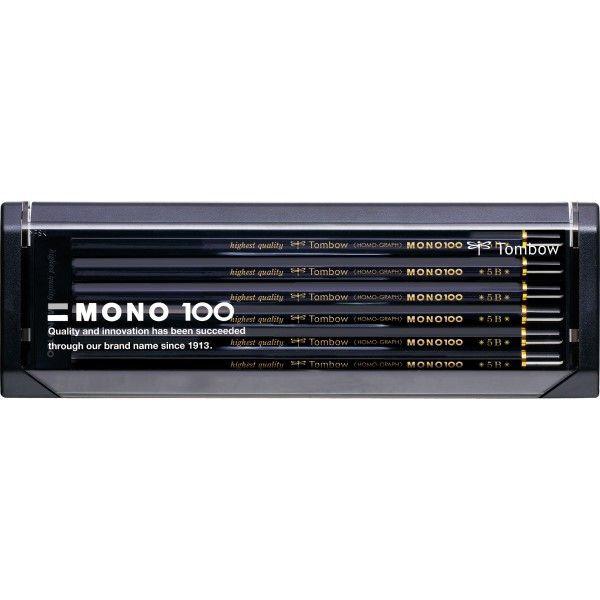 鉛筆モノ100 5B MONO-1005B