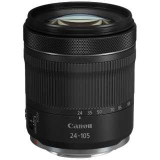 カメラレンズ RF24-105mm F4-7.1 IS STM [キヤノンRF /ズームレンズ]