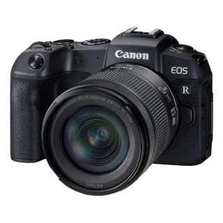 EOS RP【RF24-105 IS STM レンズキット】ミラーレス一眼カメラ ブラック EOSRP24105ISSTMLK [ズームレンズ]