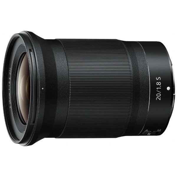 カメラレンズ NIKKOR Z 20mm f/1.8 S【ニコンZマウント】 [ニコンZ /単焦点レンズ]