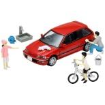 ジオコレ64 #カースナップ02a 洗車