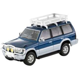 トミカリミテッドヴィンテージ NEO LV-N206a 三菱パジェロ VR オプション付(青/銀)