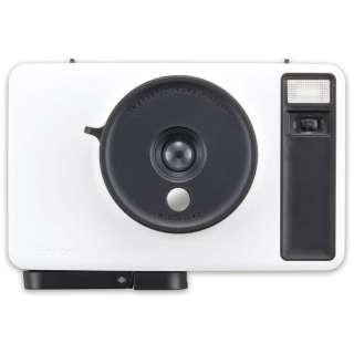 インスタントカメラ Pixtoss(ピックトス) ミルクホワイト TCC-05WH