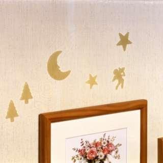 星あそびメルヘンセット AHS015 セット内容:月1コ/天使2コ/星大2コ/木4コ/星小6コ 【日本製】