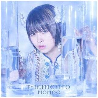 nonoc/ TVアニメ「Re:ゼロから始める異世界生活」第2期エンディングテーマ:Memento 【CD】