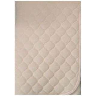 【敷パッド】綿シンカー セミダブルサイズ(120×205Cm/アイボリー) [セミダブルサイズ]
