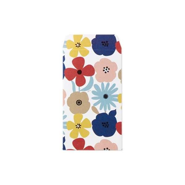 プルーンぽち袋大きな花 ノ-PL10