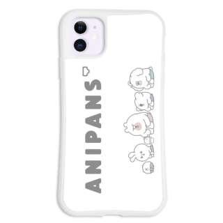 iPhone11 WAYLLY-MK × ANIPANS セット ドレッサー  しょんぼりアニパンズ mkani-set-11-sas