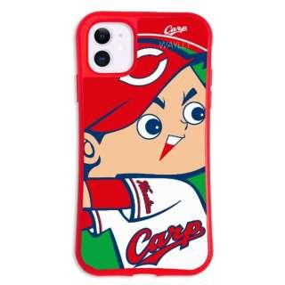iPhone11 WAYLLY-MK × 広島カープ セット ドレッサー カープ坊や mkcarp-set-11-boya