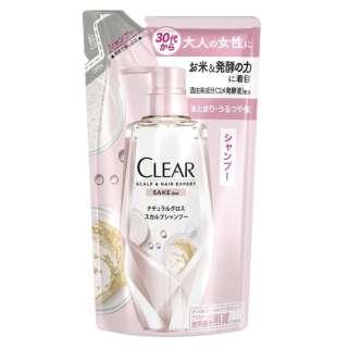 CLEAR(クリア)  ナチュラルグロス スカルプシャンプー つめかえ用(300g)