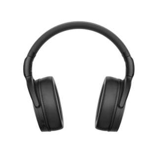 ブルートゥースヘッドホン ブラック HD350BT-BLACK [リモコン・マイク対応 /Bluetooth]