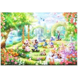 ジグソーパズル DP-1000-034 ディズニー バラの香りのガーデンパーティー