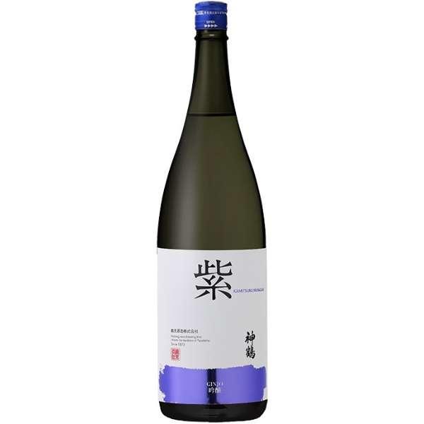 神鶴 吟醸酒 1800ml【日本酒・清酒】