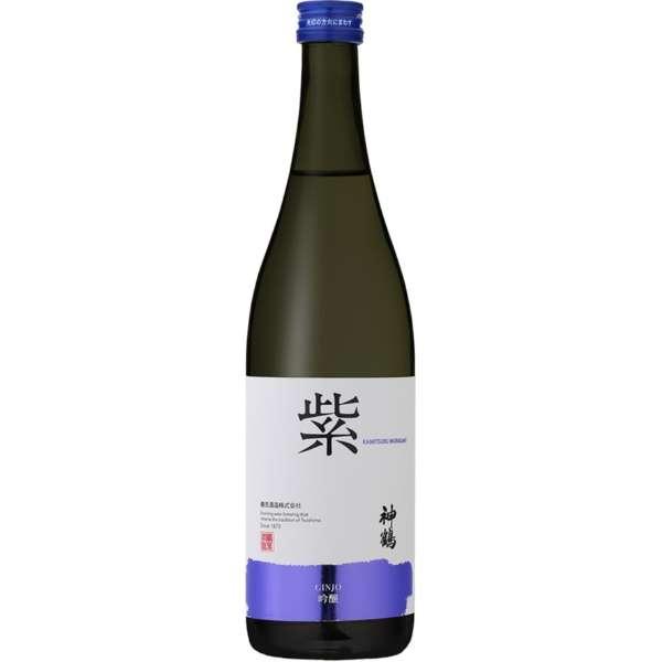 神鶴 吟醸酒 720ml【日本酒・清酒】