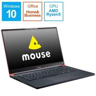 BC-X500S2A-193 ノートパソコン mouse Xシリーズ [15.6型 /AMD Ryzen 5 /SSD:256GB /メモリ:8GB]