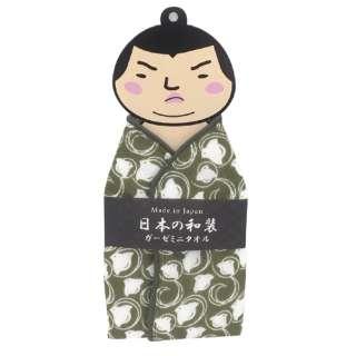 日本和装ガーゼミニタオル