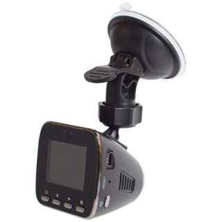ドライブレコーダー CSDVR388 [一体型 /Full HD(200万画素) /駐車監視機能付き]