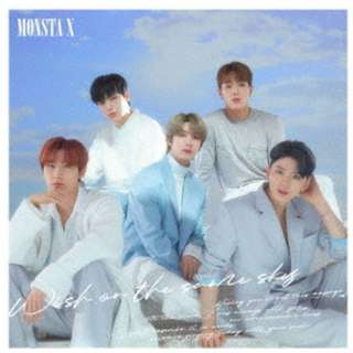MONSTA X/ Wish on the same sky 通常盤(初回プレス限定) 【CD】