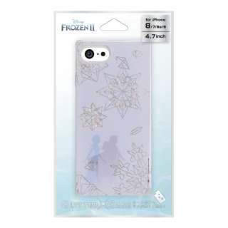 iPhone 8/7/6s/6用 グリッターケース 「アナと雪の女王2」/パープル Premium Style 「アナと雪の女王2」/パープル PG-DLQ17M21FRZ