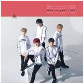 ADDICTION/ Who are you?/005 初回限定盤B 【CD】