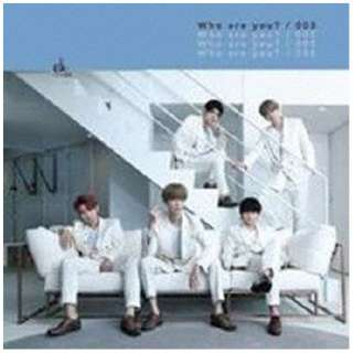 ADDICTION/ Who are you?/005 通常盤 【CD】