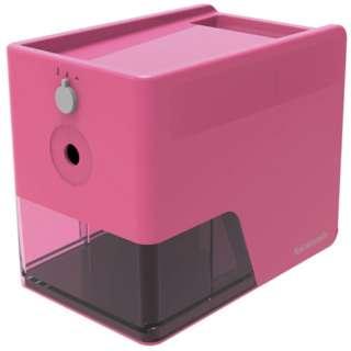 電動鉛筆削りスリムトレータイプ/ピンク DPS601KP