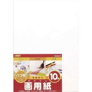 画用紙 八ツ切 10枚束 SD-カ-101
