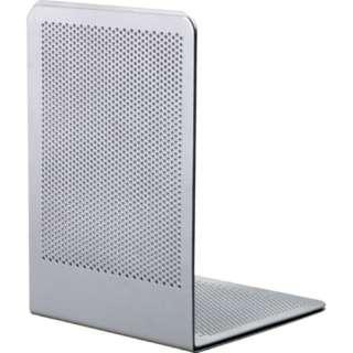 ブックエンドPタイプ/Mサイズ/シルバーメタリック BEP201SM