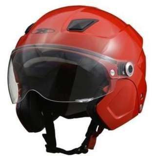 RICH BIT ヘルメットAIR(レッド) RT000000303