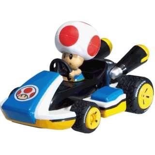 マリオカート8 プルバック キノピオ (BOX PKG)