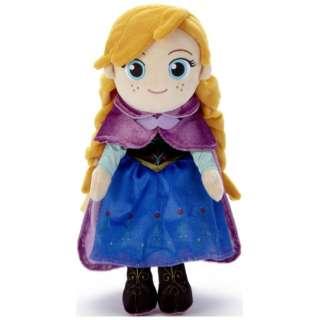 アナと雪の女王 うたって♪おしゃべり!ぬいぐるみ アナ